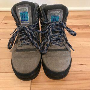 Tecnica Trekking Boots Vtg 90s Size 8